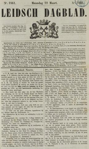 Leidsch Dagblad 1866-03-12