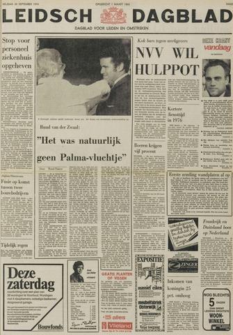 Leidsch Dagblad 1974-09-20