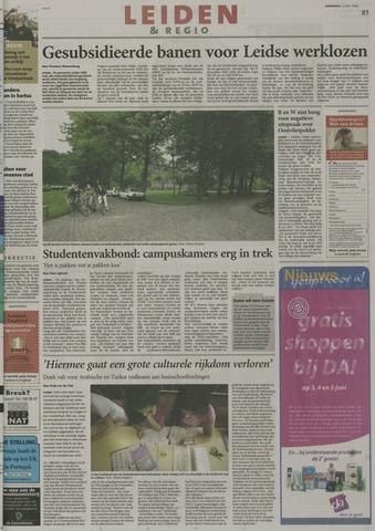 Leidsch Dagblad 2004-06-03