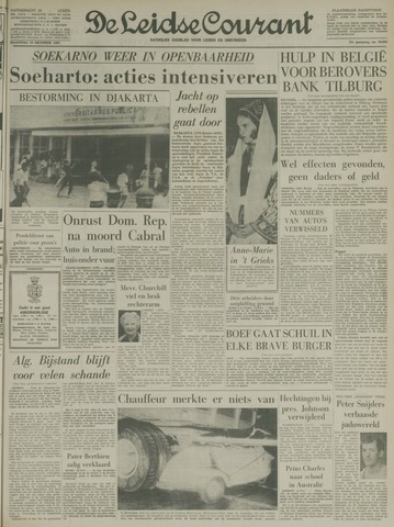 Leidse Courant 1965-10-18