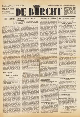 De Burcht 1945-08-02
