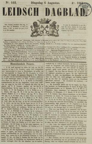 Leidsch Dagblad 1861-08-06