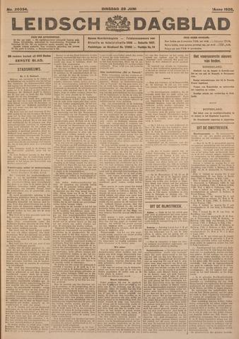 Leidsch Dagblad 1926-06-29