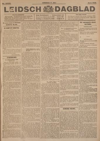 Leidsch Dagblad 1926-07-06