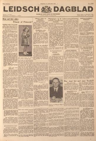 Leidsch Dagblad 1947-01-31