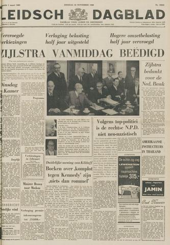 Leidsch Dagblad 1966-11-22