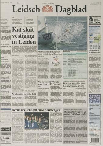 Leidsch Dagblad 2000-09-29