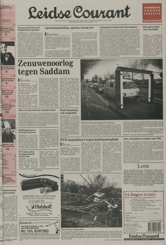 Leidse Courant 1992-03-20