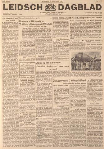 Leidsch Dagblad 1947-09-24