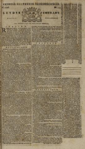 Leydse Courant 1796-11-28
