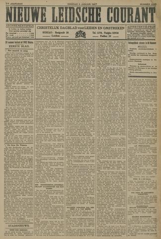 Nieuwe Leidsche Courant 1927-01-04