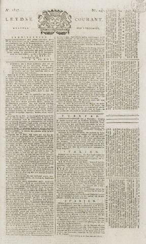 Leydse Courant 1817-12-08