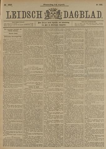 Leidsch Dagblad 1902-04-14