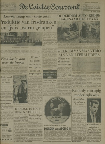 Leidse Courant 1969-07-24