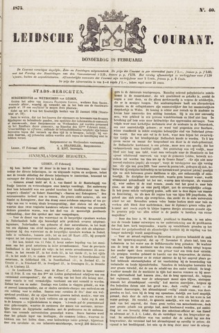 Leydse Courant 1875-02-18