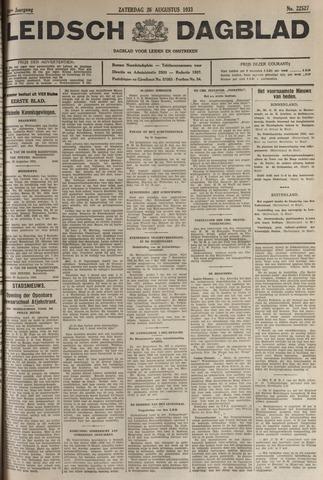 Leidsch Dagblad 1933-08-26