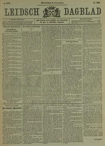 Leidsch Dagblad 1909-10-02