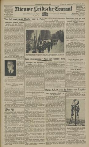 Nieuwe Leidsche Courant 1946-08-01