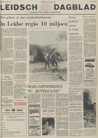 Leidsch Dagblad 1973-07-06