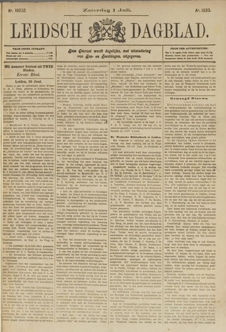 Leidsch Dagblad 1893-07-01
