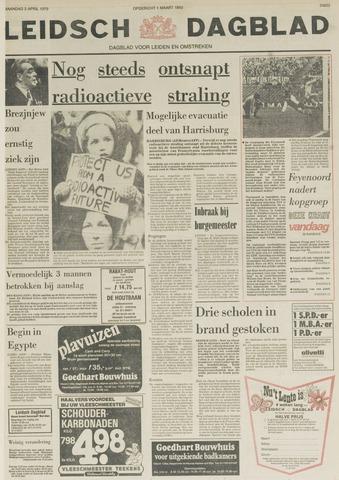Leidsch Dagblad 1979-04-02
