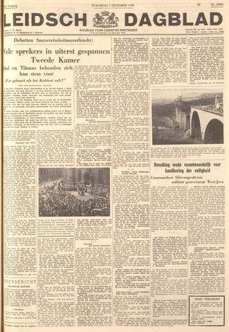 Leidsch Dagblad 1949-12-07