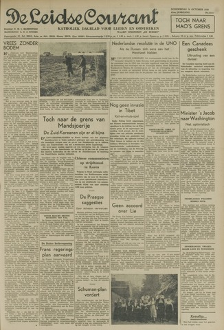 Leidse Courant 1950-10-26