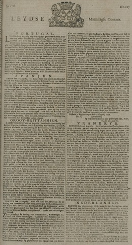 Leydse Courant 1728-09-06