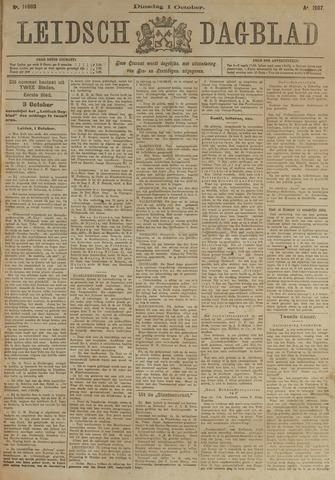 Leidsch Dagblad 1907-10-01