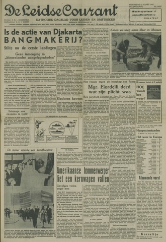 Leidse Courant 1958-03-12