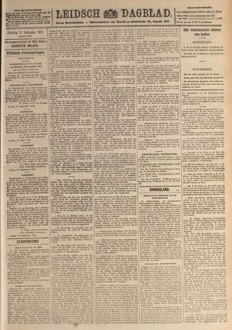 Leidsch Dagblad 1921-09-17