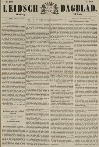 Leidsch Dagblad 1869-07-13