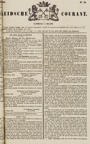 Leydse Courant 1885-03-07