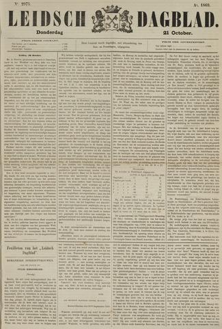 Leidsch Dagblad 1869-10-21