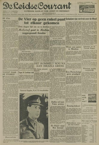 Leidse Courant 1955-11-05