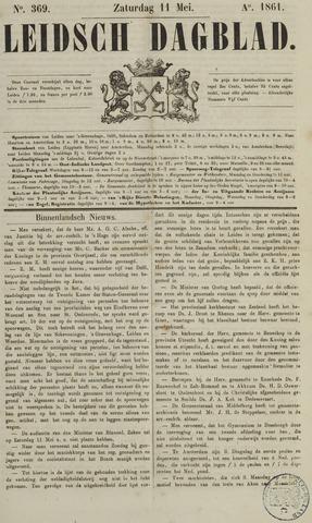 Leidsch Dagblad 1861-05-11