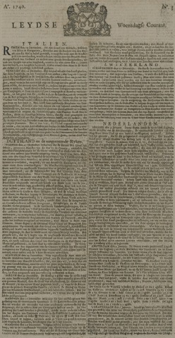 Leydse Courant 1740-01-06