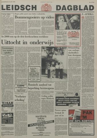 Leidsch Dagblad 1985-06-20