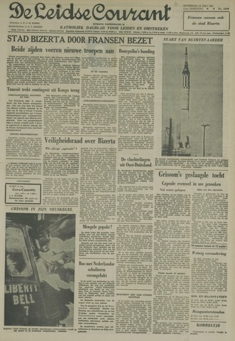 Leidse Courant 1961-07-22