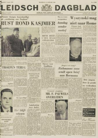 Leidsch Dagblad 1966-01-10