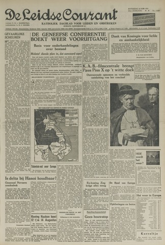 Leidse Courant 1954-05-22