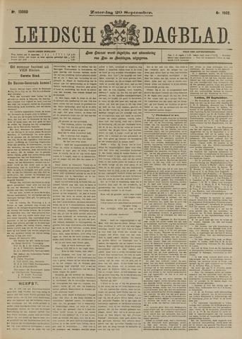 Leidsch Dagblad 1902-09-20