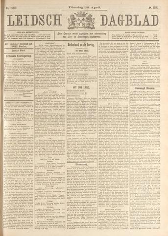 Leidsch Dagblad 1915-04-20