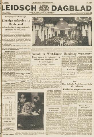 Leidsch Dagblad 1954-12-16