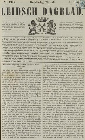 Leidsch Dagblad 1866-07-26