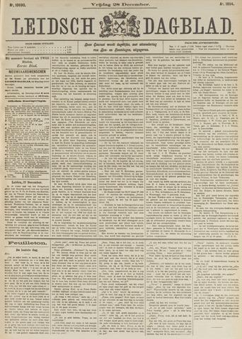 Leidsch Dagblad 1894-12-28