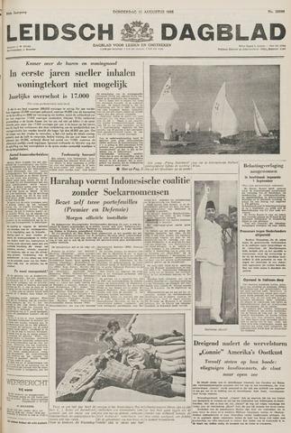 Leidsch Dagblad 1955-08-11