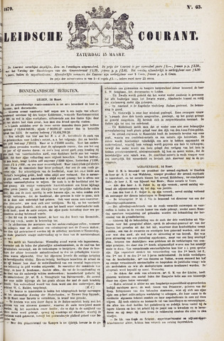 Leydse Courant 1879-03-15