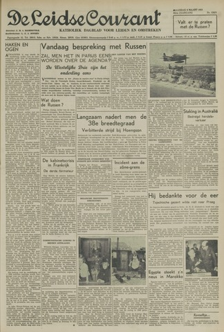 Leidse Courant 1951-03-05
