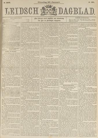 Leidsch Dagblad 1894-01-23